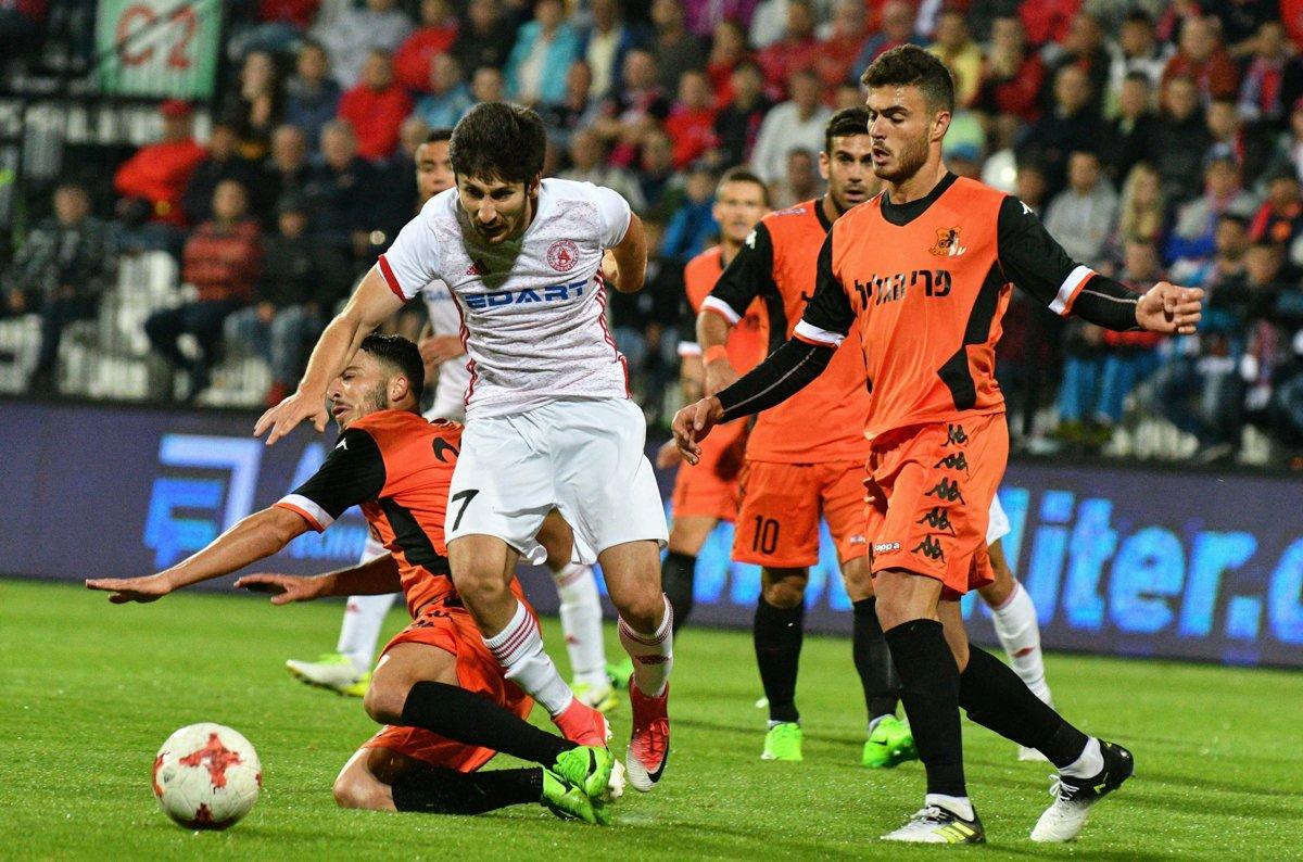 ONLINE: Bnei Jehuda Tel Aviv FC - AS Trenčín (sledujte na SME.sk - zostavy, priebeh)