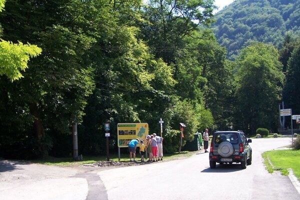 Niekto chce pri horárni v Gaderskej doline postaviť bufet. Postaví ho?