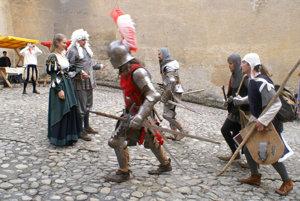Podujatia na Oravskom hrade.