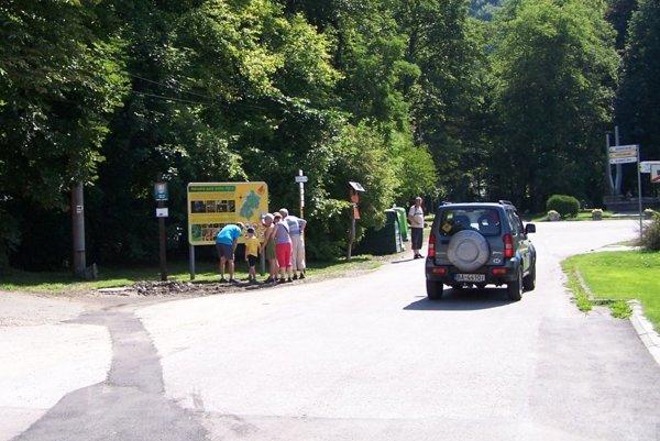 Do Gaderskej doliny prichádza stále viac turistov.