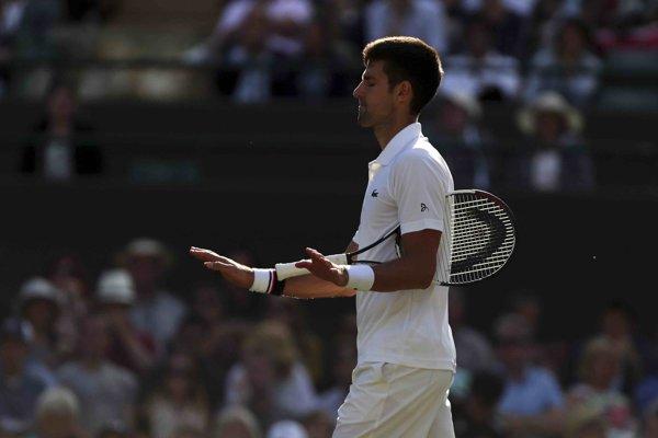 Novak Djokovič prežíva jedno z najhorších období v kariére.