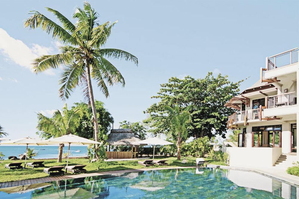 Le Cardinal Exclusive Resort 4*, Maurícius