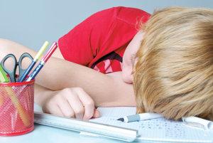 Ľahšie učenie. Nespojité písmo môže prváčikom výrazne uľahčiť vstup do školy.