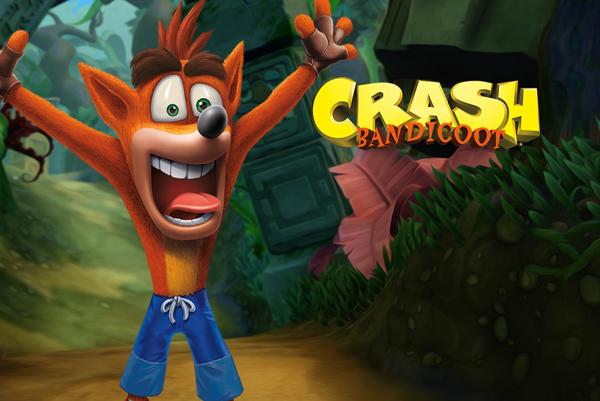 Crash Bandicoot: N. Sane Trilogy.