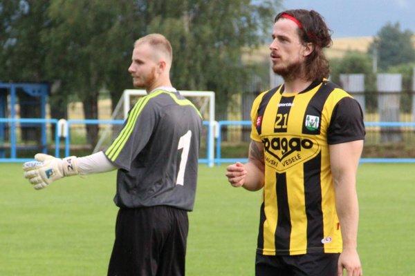 Od Adama Žiláka (vpravo) sa očakávajú hlavne góly.