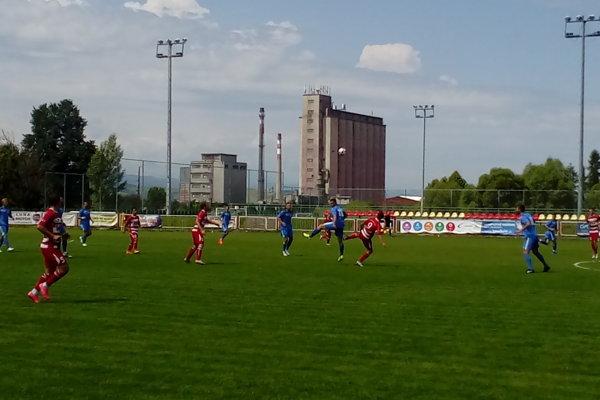 Na trávniku MFK Tatran. FOTO: ARCHÍV KLUBU