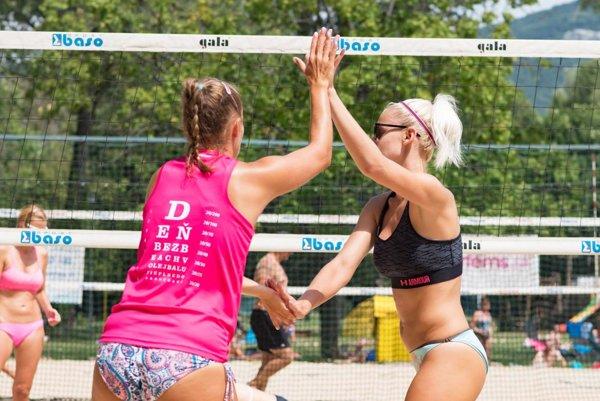 Seriál NR BEACH vyvrcholí v sobotu veľkolepým finálovým turnajom.