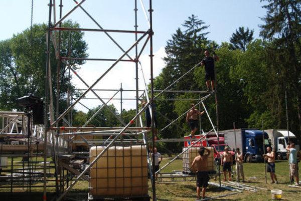 Miestom konania festivalu je od jeho začiatkov žiarsky mestský Park Štefana Moysesa.