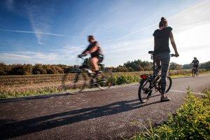 S prácami na novej cyklotrase by sa malo začať na jeseň.