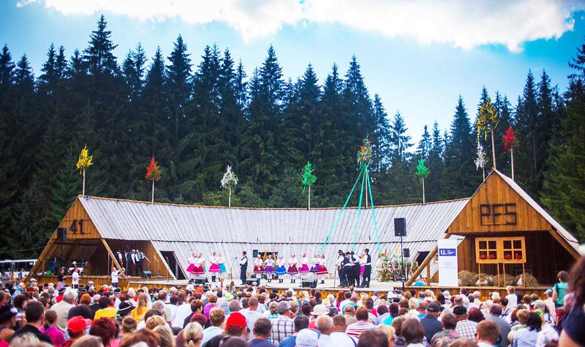 1f4afaeb6 Prídete na Podroháčske folklórne slávnosti? - SME | MY Orava