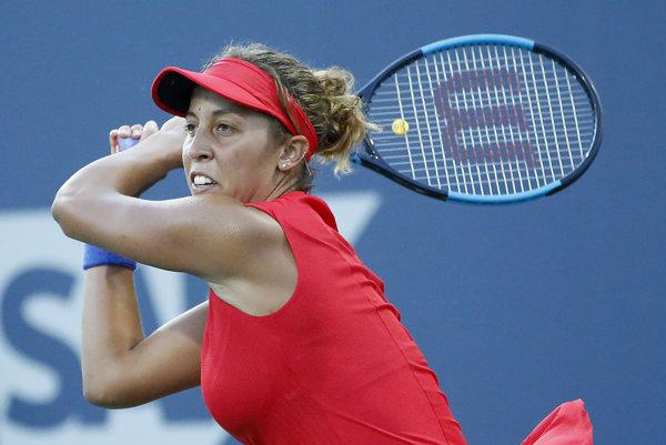 Madison Keysová si zahrá v Stanforde o titul.