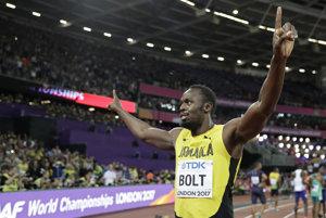Usain Bolt končí svoju veľkolepú kariéru.