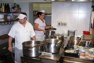 Počas varenia.