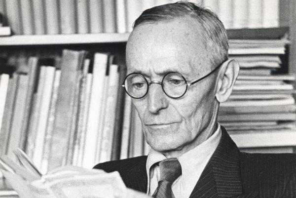 Hermann Hesse.