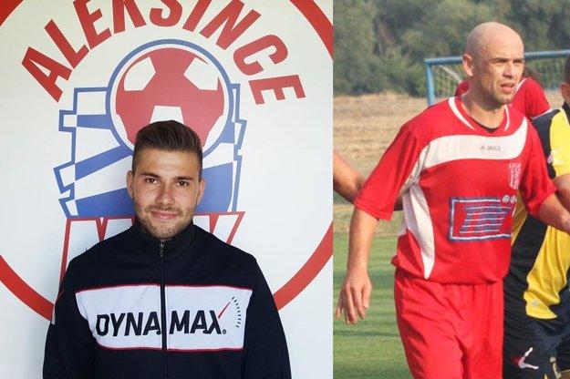 Bývalý hráč FC Nitra Patrik Kemlage je v Alekšinciach.Štefan Lalák sa vrátil zo Šale do Hornej Kráľovej.