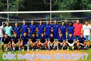 Mužstvo zo Svätého Petra postúpilo do 3. kola Slovnaftcupu, kde ho čaká Trnava