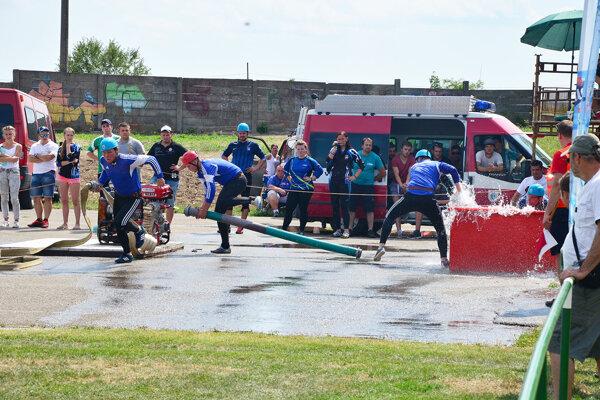 Dobrovoľných hasičov čakajú ďalšie súťaže.