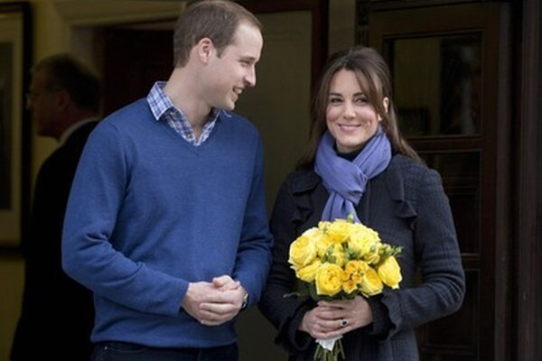 Kráľovský pár.