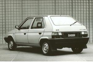 Favorit bol na tú dobu prelomovým automobilom.