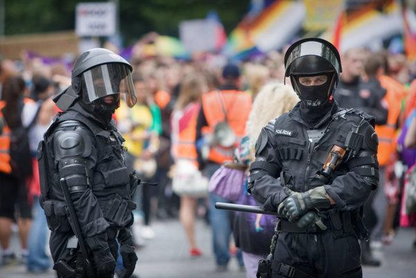Tohtoročný pochod Pride v Bratislave si opäť vyžiada rozsiahle policajné opatrenia.