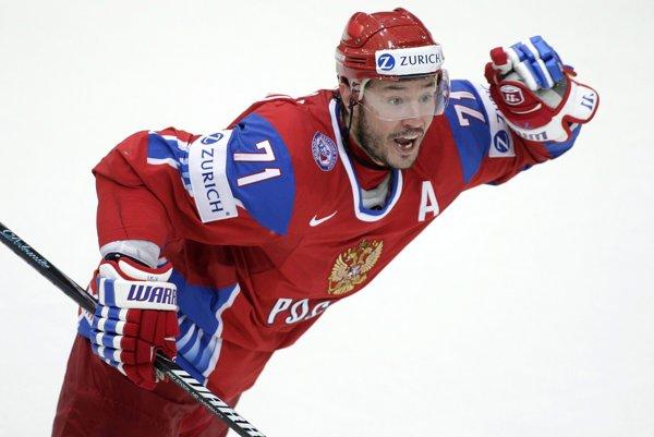Možno v Pjongčangu nebudú hrať v B-skupine olympijského turnaja ruskí hokejisti ale hráči pod neutrálnou vlajkou. Rusom sa však táto alternatíva nepozdáva.