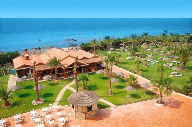 Hotel  SENTIDO Rosa Beach 4*, Tunisko.