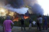 Ničivé požiare v Portugalsku pokračujú štvrtým dňom