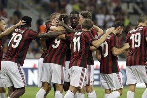 AC Miláno deklasovalo slabého súpera.