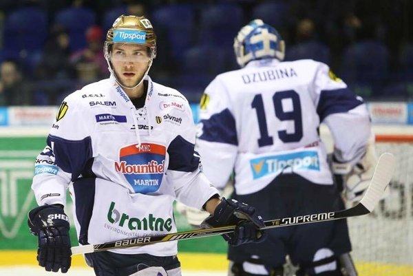 Daniel Rzavský hral minulé dve sezóny v Martine.