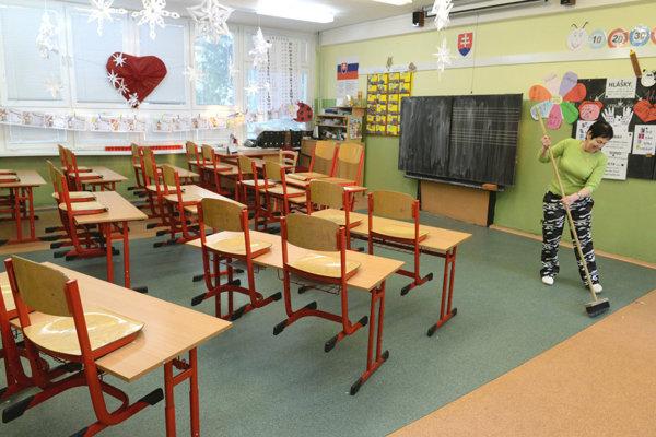 V školách finišujú s prípravou na nový školský rok.