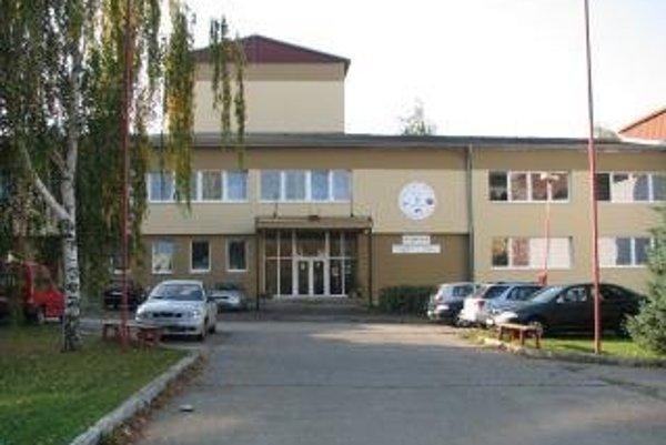Spojená škola v Prešove.
