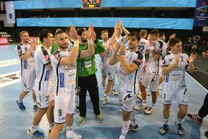 Hádzanári Prešova sa s Ligou majstrov rozlúčili víťazstvom.