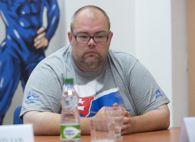 Branislav Režňák, vedúci výpravy.