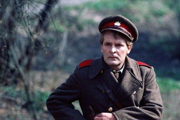 Vladimír Brabec ako major Zeman, postava, ktorá ho herecky pochovala.