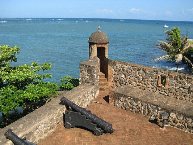 Pevnosť San Felipe.