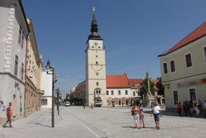 Trnavská veža.
