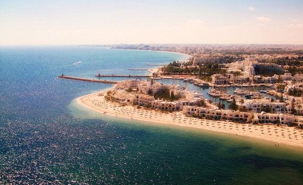 Sousse, Tunisko.