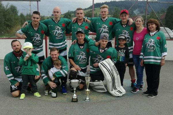 HBC Slovan Skalité obhájil prvenstvo na turnaji O pohár starostky obce.