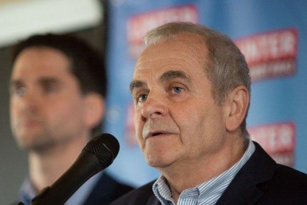 Kandidát na župana BBSK Ján Lunter.