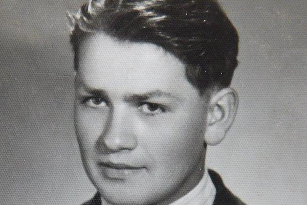 Pavol Bednár v roku 1943.