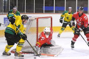 Levickí hokejisti svoj prvý ligový zápas zvládli na jednotku.