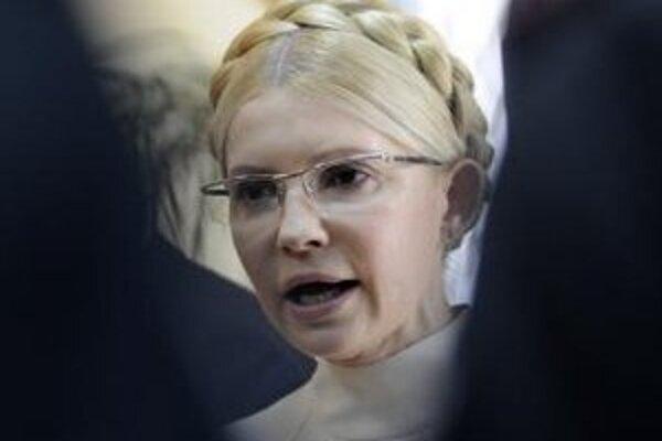 Bývalá ukrajinská premiérka Julia Tymošenková.