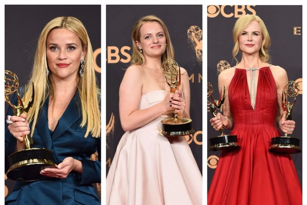 Reese Witherspoon, Elisabeth Moss, Nicole Kidman