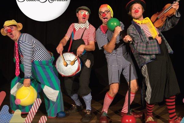 Sezónu otvoria klauniádou pre deti.