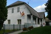 Budova obecného úradu.