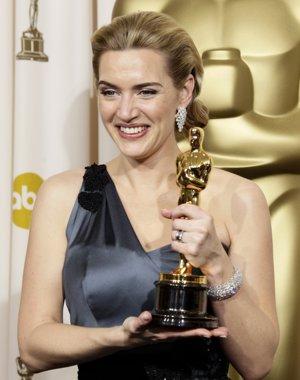 Kate Winslet o Oscarom za film Predčítač (2008)