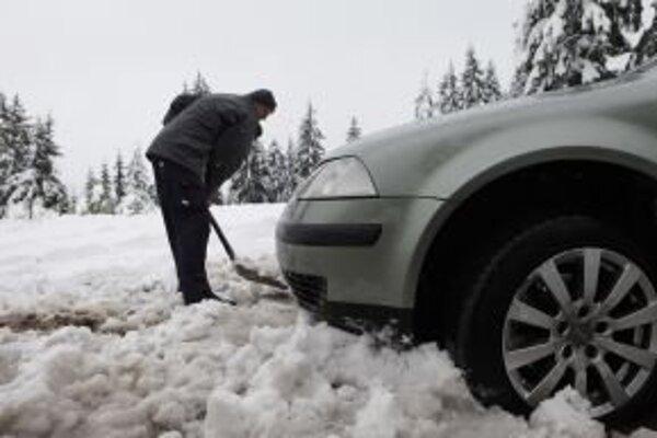 V Bosne v máji snežilo.