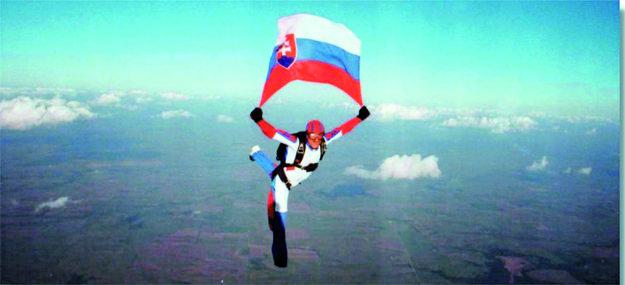 Na slovenskú zástavu nikdy nezabudol.