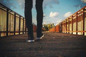 6. Chôdza je jediná čisto fyzická aktivita na zozname.