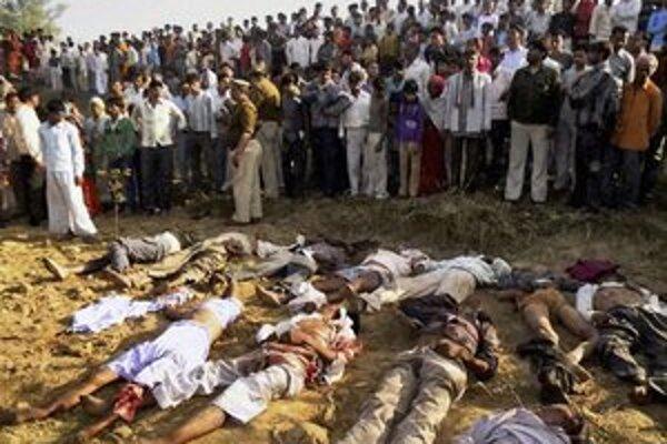 Telá obetí tragickej havárie.